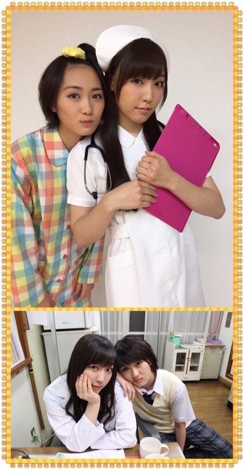 【エンタメ画像】【モーニング娘。'17】譜久村聖ちゃんのナース画像きたぞ!