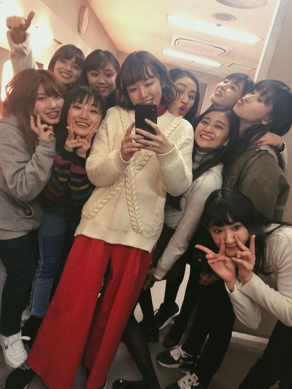 【エンタメ画像】多幸感溢れまくりなアンジュルムの全員集合画像来たぞ!!!!!!!!!!!!!!!!!!