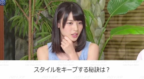 【エンタメ画像】【℃-ute】矢島舞美の精神論ダイエット「太らないと思って食べたら太らない」