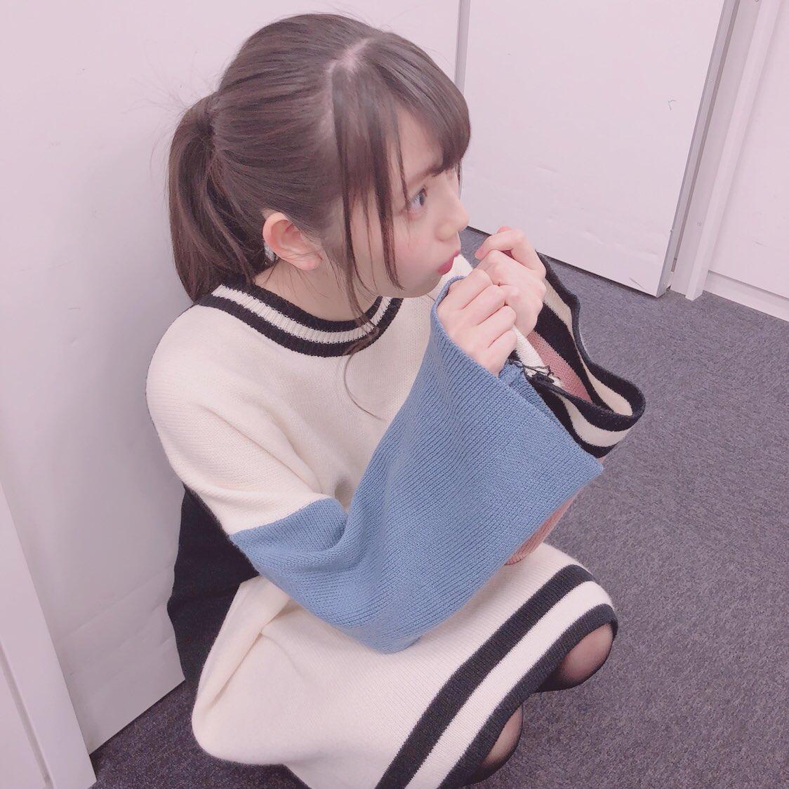 【エンタメ画像】【ハロプロ悲報】田辺奈菜美が超美ガールな件