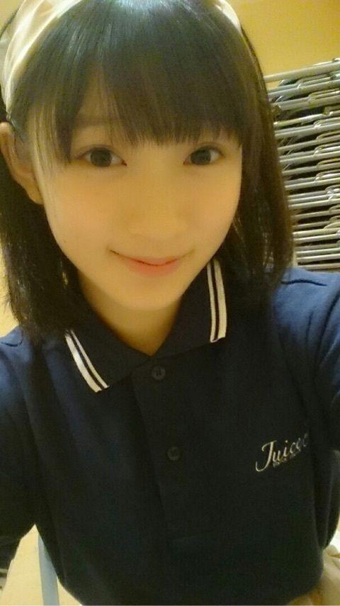 【エンタメ画像】《Juice=Juice》ポロシャツを着た宮本佳林ちゃんの可愛さが天使や女神をも凌駕している件