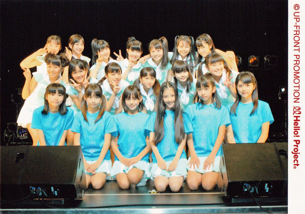 【エンタメ画像】前列に牧野真莉愛が二人いる☆☆☆☆☆☆☆☆