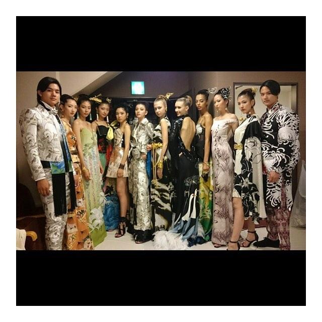 【朗報】熊井友理奈ちゃんがすっかり立派なファッションモデルに成長した件