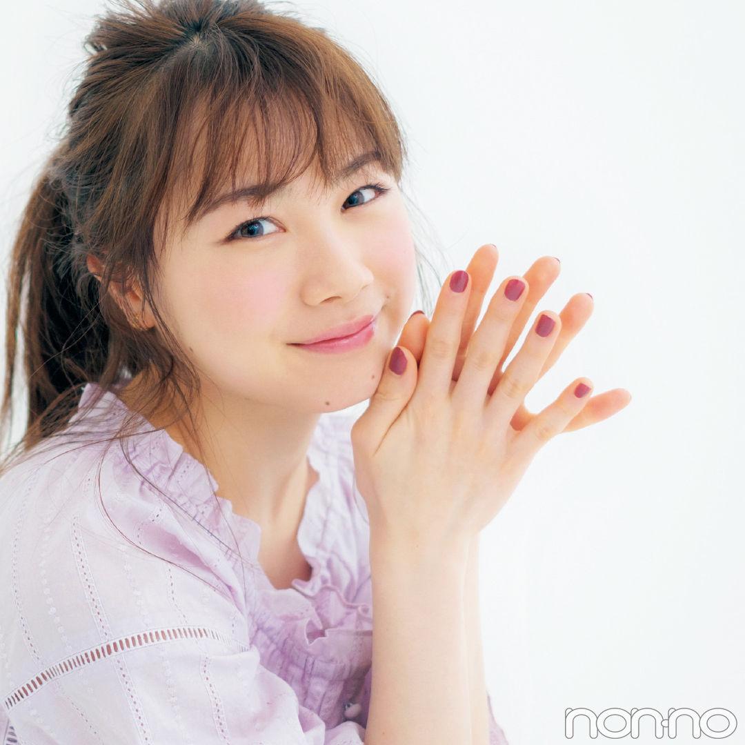 【エンタメ画像】【モーニング娘。'18】non-noの石田亜佑美ちゃんが可愛すぎる件