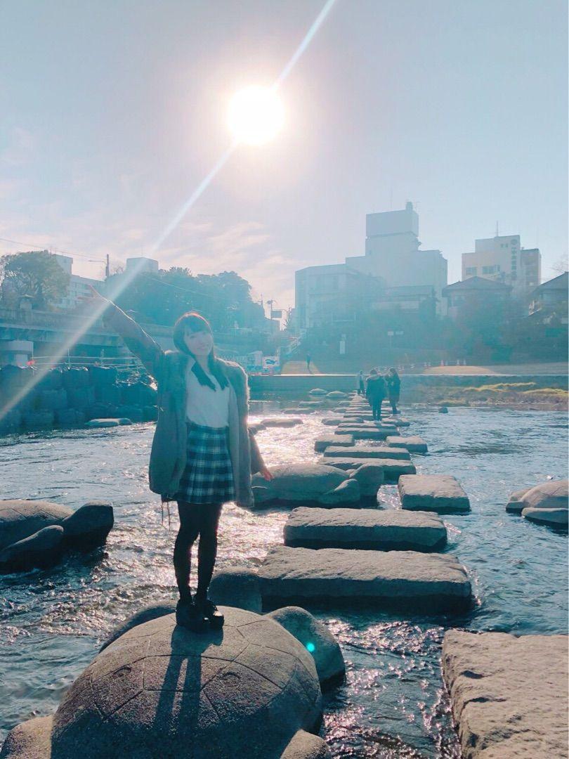 【エンタメ画像】【カントリー・ガールズ】山木梨沙さん「そうだ京都へ行こう」