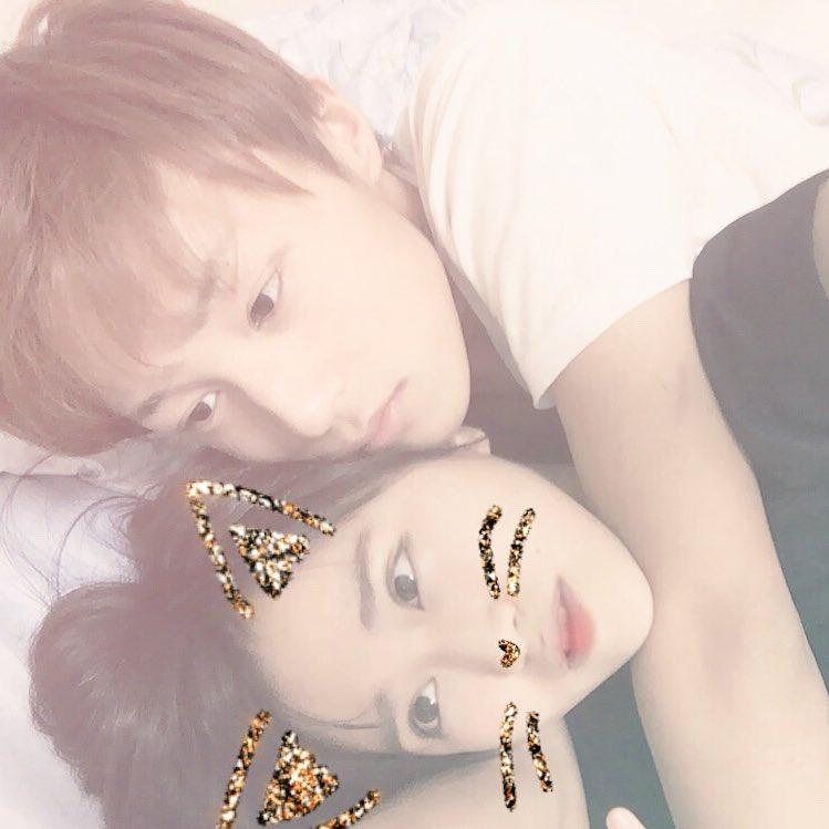 【エンタメ画像】【悲報】こぶしファクトリー田口夏実、ボーイフレンドと添い寝で完全終了wwwwwwwwwww