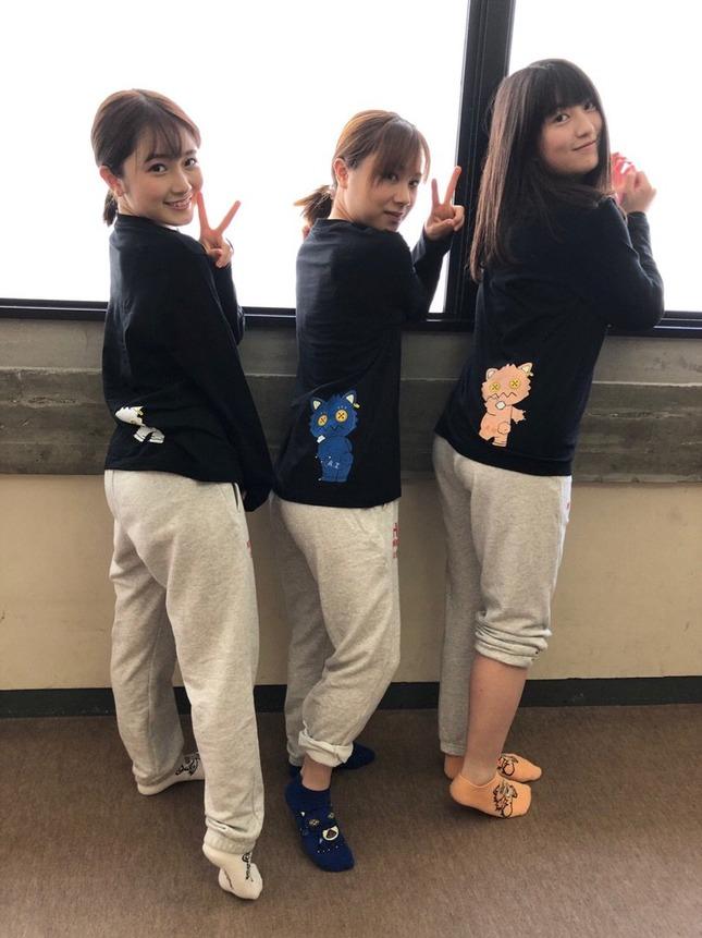 【モーニング娘。'19】森戸知沙希さん!!!先日はがおっきーが上手に映せていなかったため1日越しのリベンジ!!!!!!