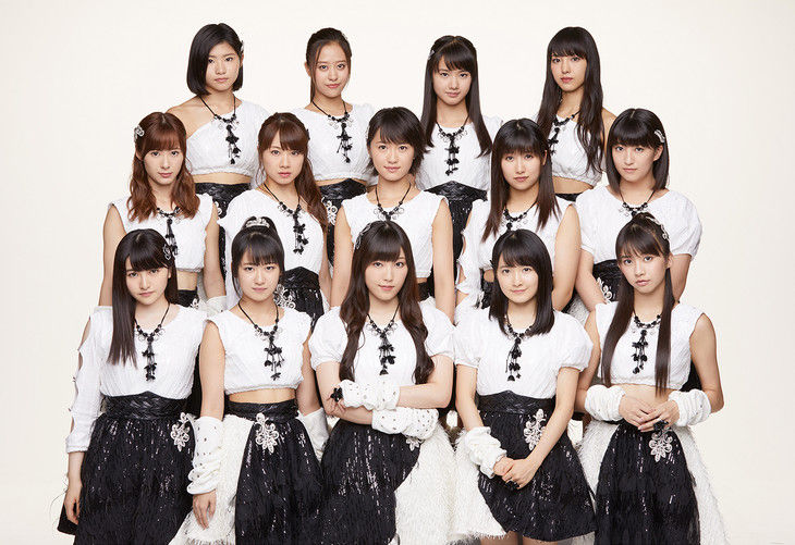 【エンタメ画像】モーニング娘。'17の新衣装画像きたああああああああ!!!!!!!
