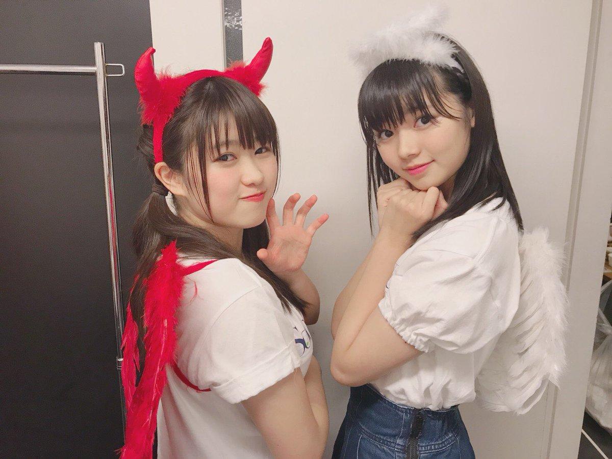 【エンタメ画像】【こぶしファクトリー】浜浦彩乃ちゃん、18歳でも天使継続のお知らせダオ