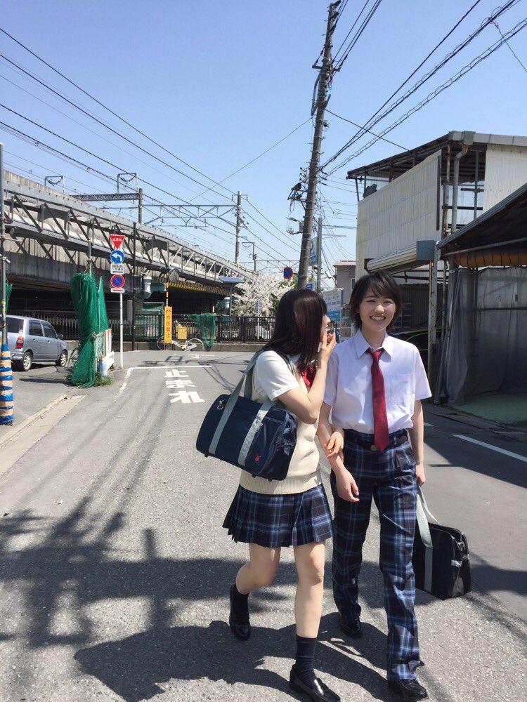 【エンタメ画像】【モーニング娘。'17】佐藤まーちゃんが学校帰りに男子と手を繋いで帰ってるところを撮られるwwwwwww