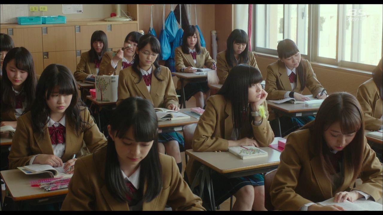 【エンタメ画像】劇場版女子校生ニンジャガールズにこっそり鞘師里保も出てた件