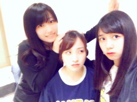【エンタメ画像】こぶしファクトリーの3人が確変!!!!!!!!!ほぼまーちゃん!!!!!!!!!!!!