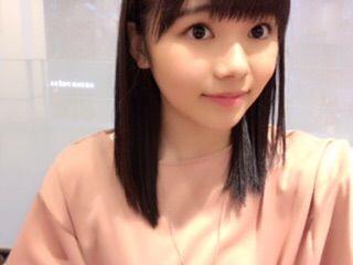 【エンタメ画像】《こぶしファクトリー》浜浦彩乃さん美髪の毛バッサリ切る