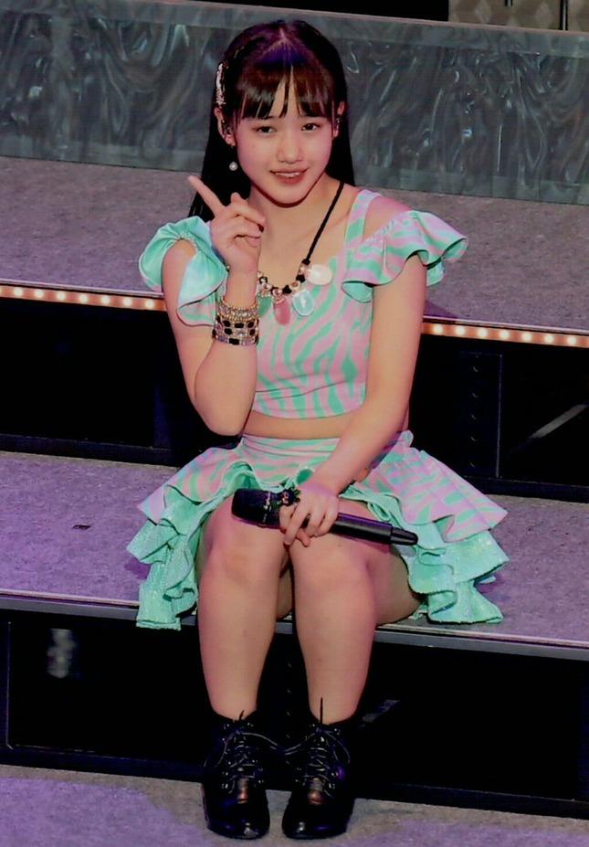 【モーニング娘。18】横山玲奈の最新画像wwwww