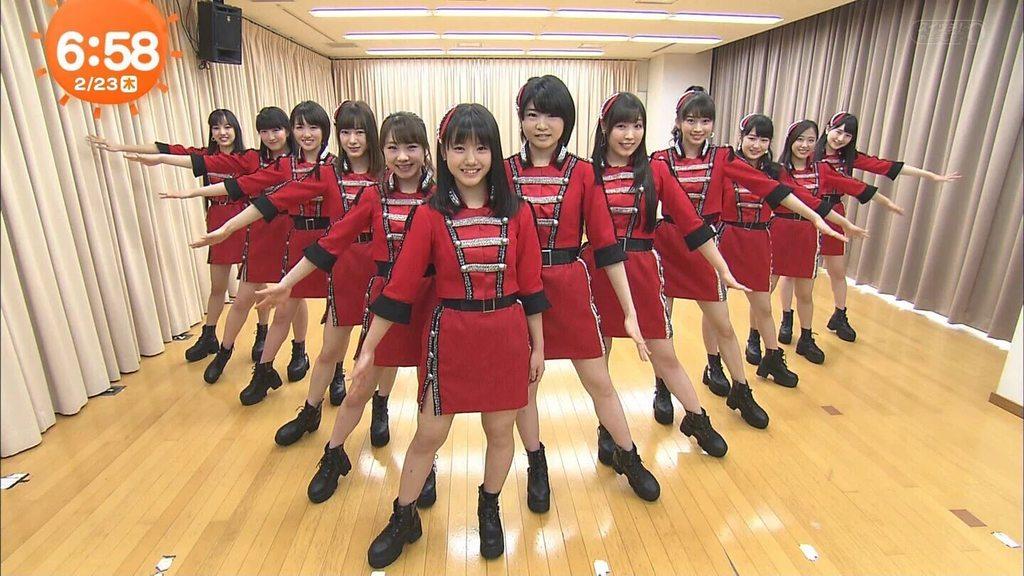 【エンタメ画像】【モーニング娘。'17】横山玲奈 やはり完全にセンターだった!!!!
