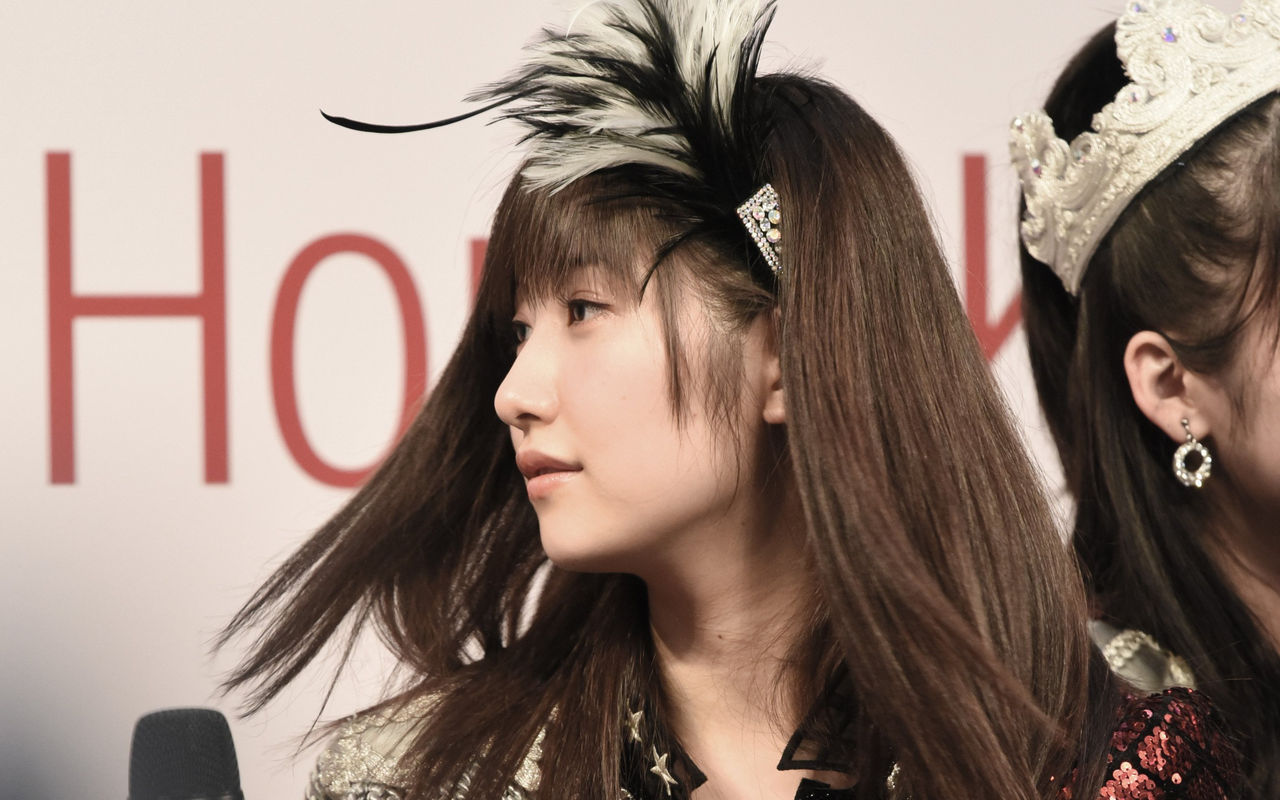 【エンタメ画像】【モーニング娘。'18】これ佐藤優樹ちゃん史上一番美しい画像だと思うんだけど