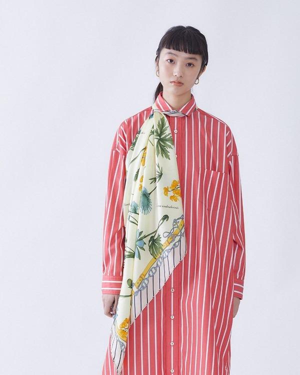 相川茉穂、ファッションブランドmanipuriのモデルになる