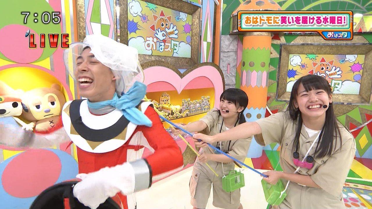 【エンタメ画像】船木結の笑顔と横山玲奈のウソくさい笑顔☆☆☆☆☆☆☆