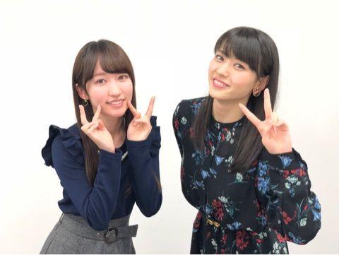 【エンタメ画像】矢島舞美の隣で顔面真っ赤になる山木梨沙!!!!!