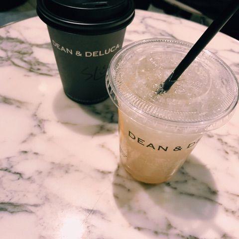 【エンタメ画像】《アンジュルム》勝田里奈ちゃんが久しぶりに鈴木香音ちゃんとカフェに行ったよ~