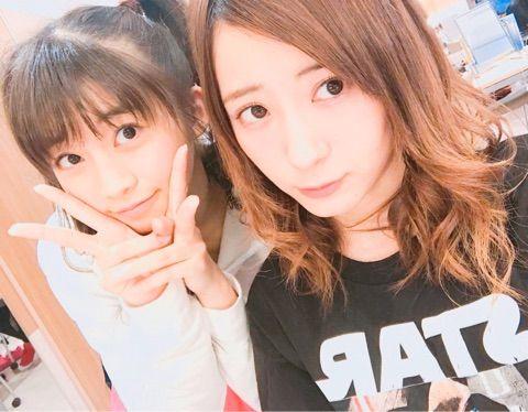 【エンタメ画像】【モーニング娘。'17】牧野真莉愛と生田衣梨奈が仲良く焼肉とカラオケに行き 『まりあ、とっても楽しかったです』