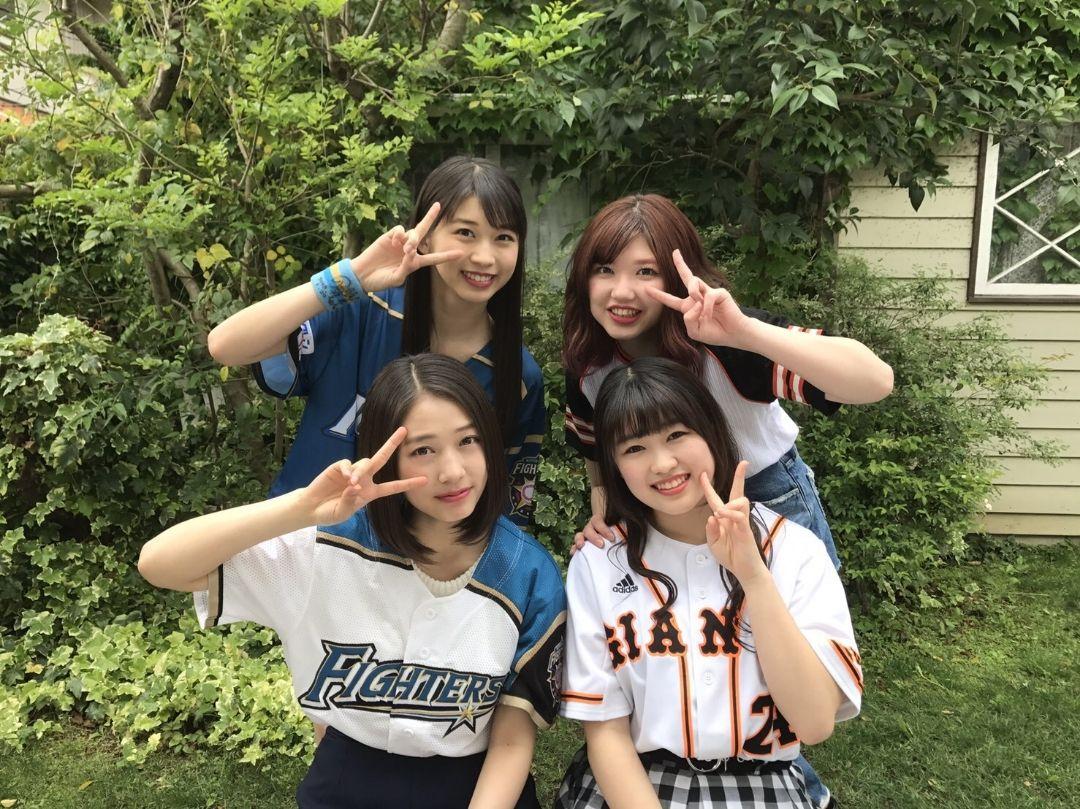 【エンタメ画像】ハロプロ野球愛してるメンバーが集まって雑誌の録画と取材したよ★★★★