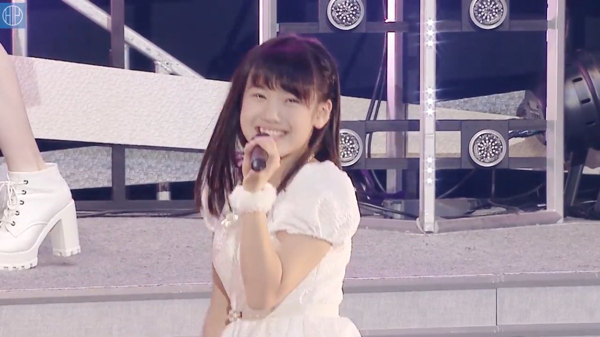 【エンタメ画像】【モーニング娘。'17】横山玲奈は即センターエースの器