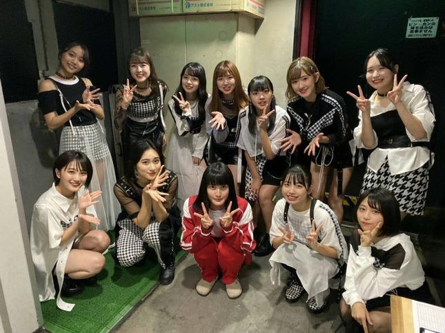 大女優の橋本愛がアンジュルムのコンサートを観戦のお知らせ!!!!!!