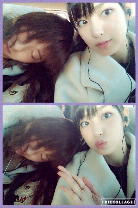 【エンタメ画像】【モーニング娘。'16】生田衣梨奈の寝顔どこのイケメンだよ!あと、アウターなんだよ!