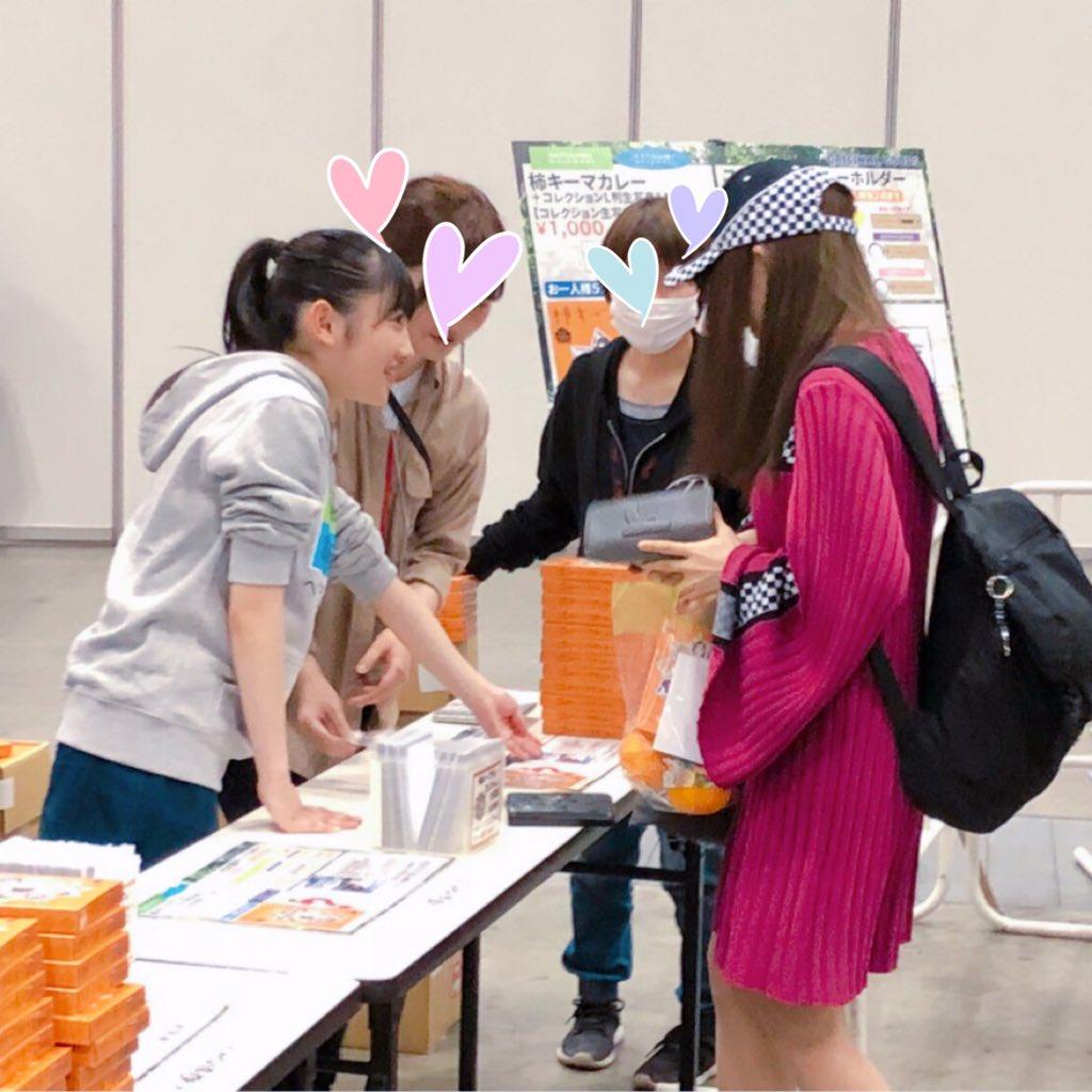 【エンタメ画像】【Juice=Juice】梁川奈々美、今年もヲタにカレーを沢山購入させようと営業する