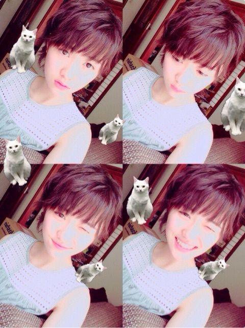 【エンタメ画像】【モーニング娘。'15】工藤遥が女優みたいに美人さんになった件