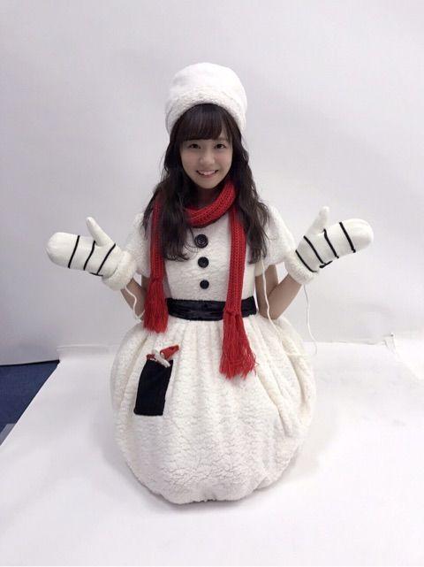 【エンタメ画像】Juice=Juiceのクリスマスイベントグッズの衣装が尋常ではないかわいさの件