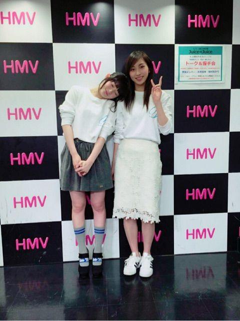 【エンタメ画像】【Juice=Juice】宮本佳林ちゃんと植村あかりちゃん、完全和解のお知らせ