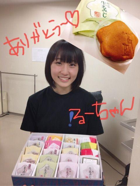 【エンタメ画像】【Juice=Juice】もみじ饅頭売りの幼い 段原瑠々