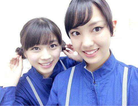 【エンタメ画像】【モーニング娘。'17】驚いた、最新の牧野真莉愛ちゃんが石田亜佑美ちゃんにしか見えない