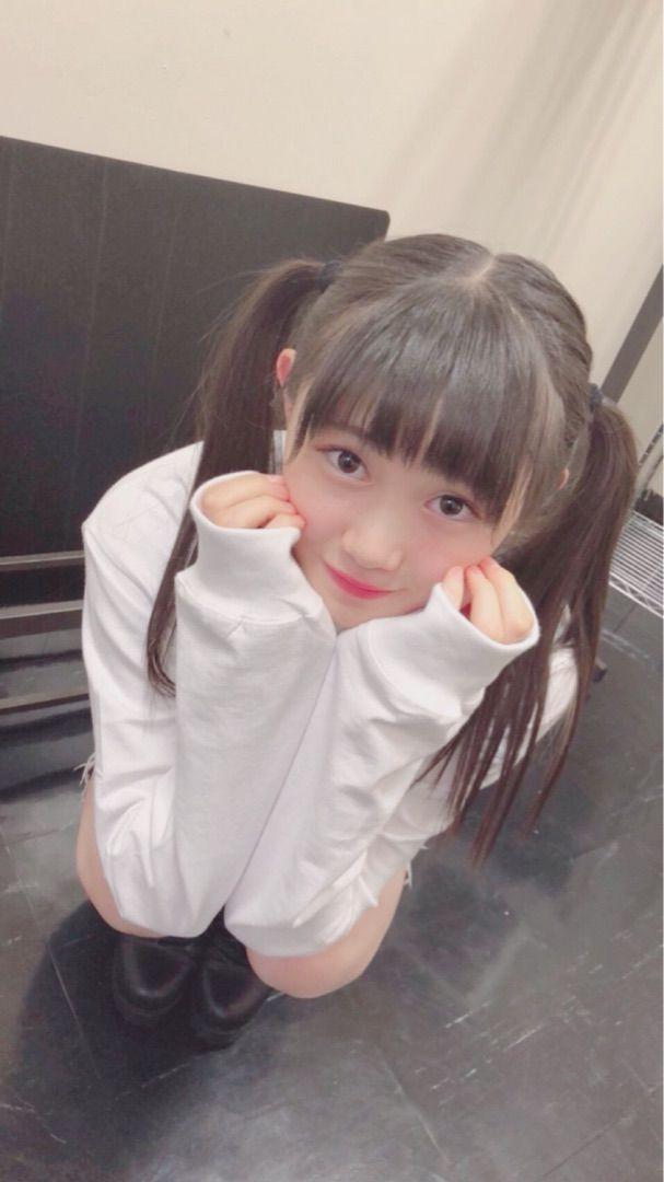 【つばきファクトリー】小野田紗栞のツインテールを見た感想を正直に言って欲しい