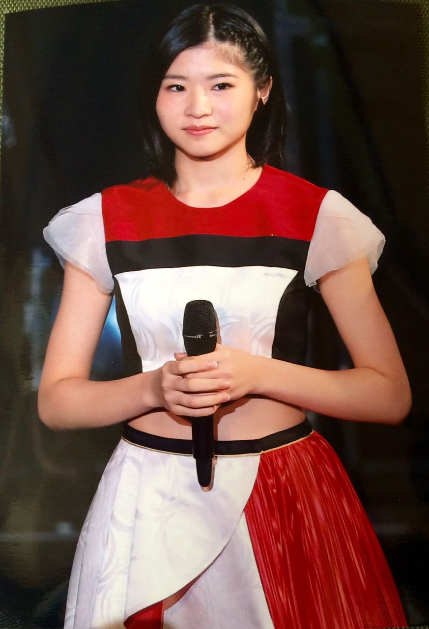 【エンタメ画像】【モーニング娘。'17】加賀楓ちゃんはやっぱり美女枠での採用だった(画像あり)