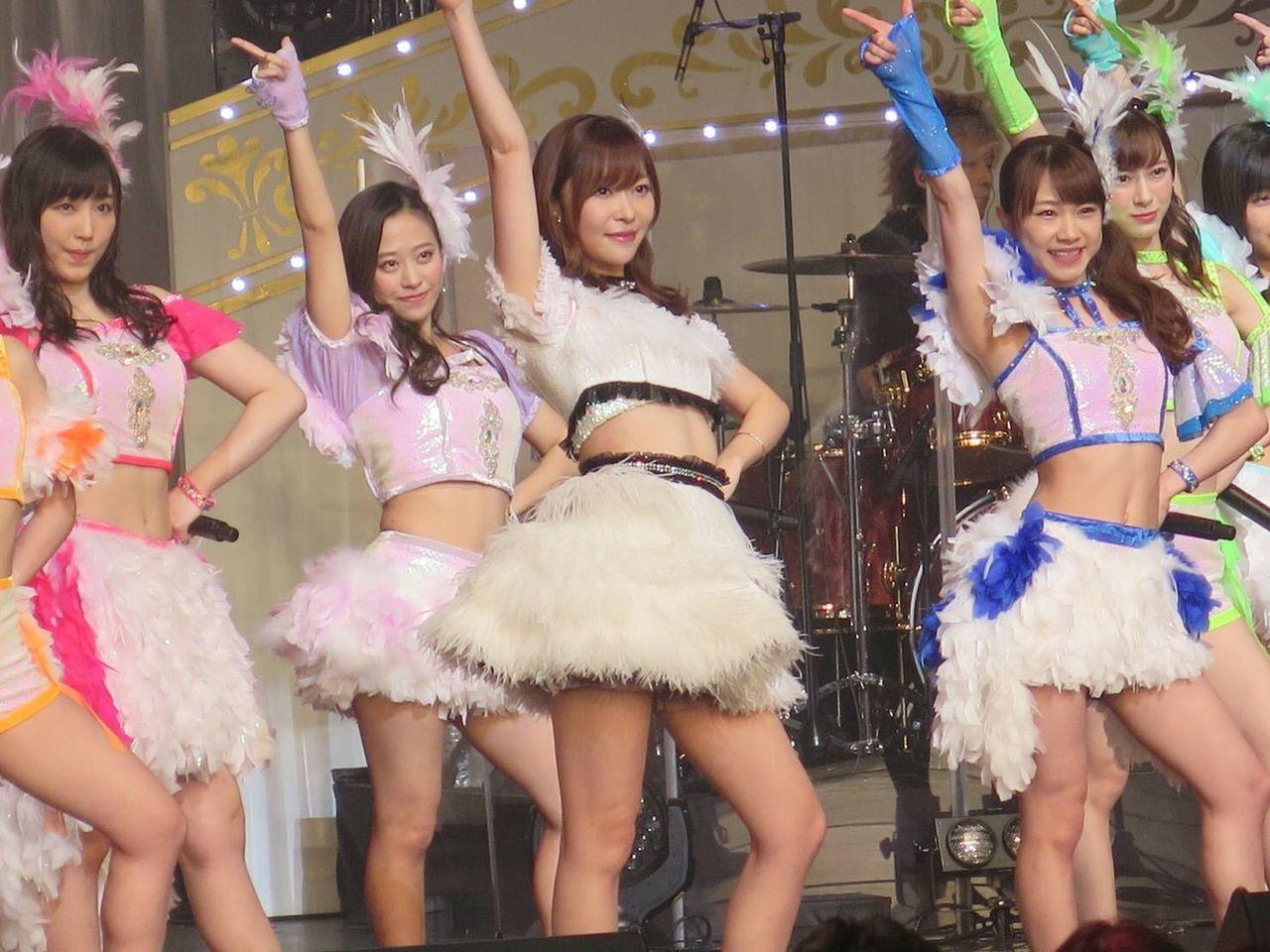 【エンタメ画像】モーニング娘。'17、AKB48紅白対抗歌合戦に出演