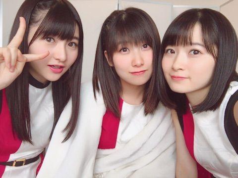 【エンタメ画像】【悲報】森戸知沙希、羽賀朱音抜きのCHM画像をブログにアップ