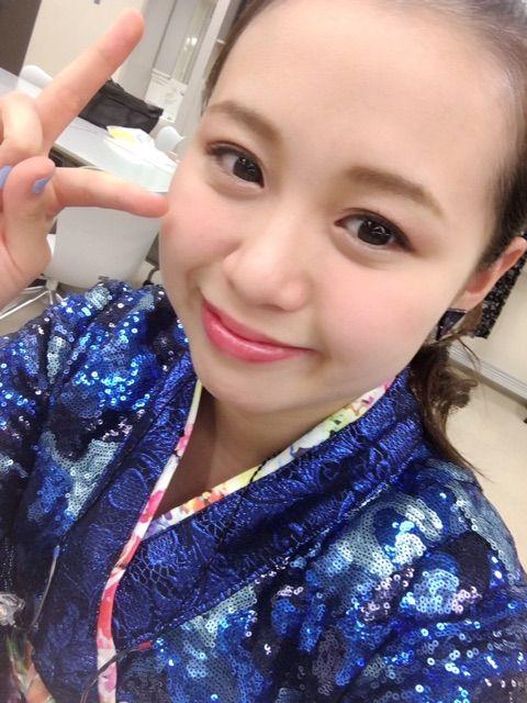 【エンタメ画像】【Juice=Juice】高木紗友希、メンバーに褒められて気を良くしたのか2日連続でデコ出し