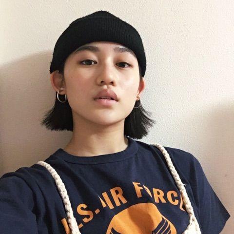 【アンジュルム】佐々木莉佳子、髪をバッサリ切る