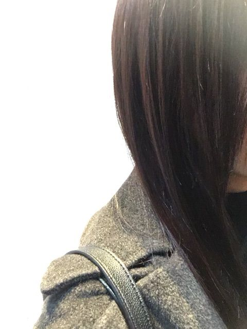 【エンタメ画像】【Juice=Juice】植村あかりさん、ヘアの毛を黒に戻す