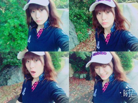 【エンタメ画像】【モーニング娘。'16】生田衣梨奈に今年もゴルフ仕事が&#264相互フェラ;たみたい