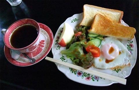 尾道市 : 珈琲とお味噌汁