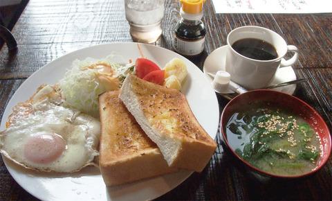 深川「新聞喫茶」