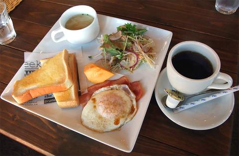 矢野東「Cafe SERENO(カフェ セレーノ)」