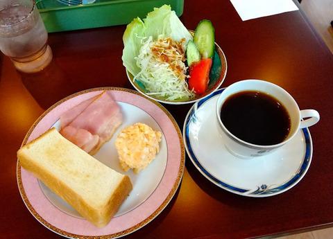 白木町三田「CAFE lichette(リシェット)」
