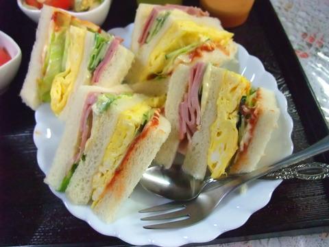 厚焼き玉子サンドを探せ2(雑感その12)