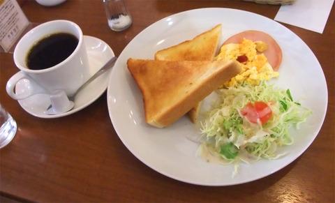 楽々園「Kotobukiya Cafe(コトブキヤカフェ)」