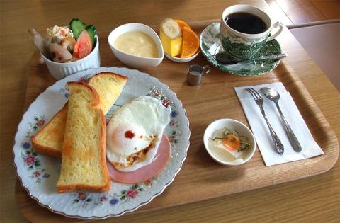 三原市明神「まったりカフェ おはな」